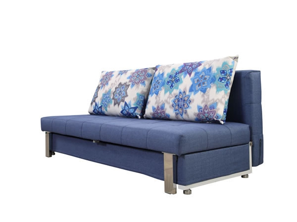 Sof cama con arc n de almacenaje ad011 yuanrich for Sofa con almacenaje