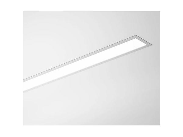 Perfiles de aluminio para luminaria LED empotrable para techo iluminación de interiores COLORS
